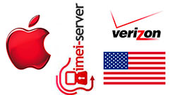 Unlock USA Verizon iPhone