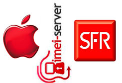 Unlock France SFR iPhone