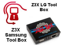 Update Z3X-BOX LG Tool 9 45