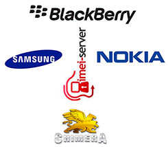 Updates for Chimera Tool BlackBerry