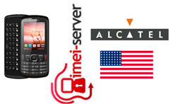 Unlock Alcatel