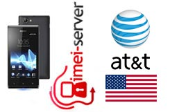 Unlock Sony ST26i AT&T USA to use with any carrier