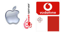 Unlock iPhone Vodafone Malta