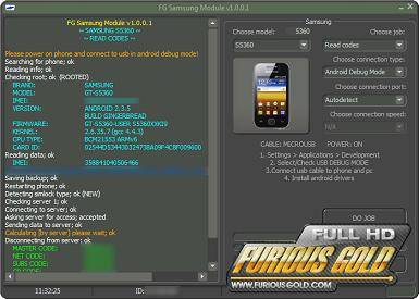 Furious Samsung unlocker Pack 12