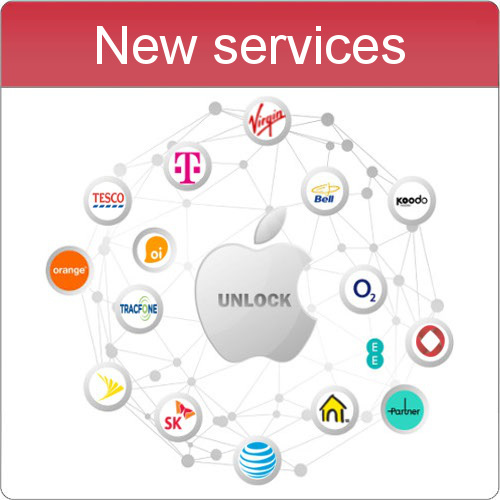 New service: Check iPhone -