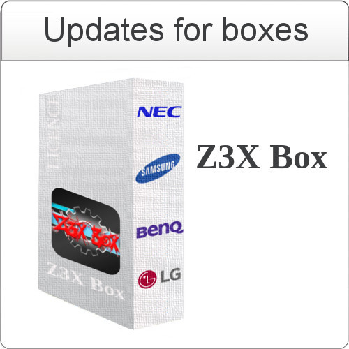 Z3X-BOX LG 2-3G Tool 9.32 release