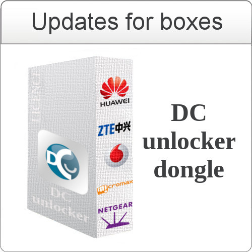 Update DC-unlocker client software V1.00.1368