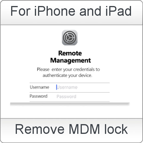 Removal MDM Lock [by SN]: 100% success
